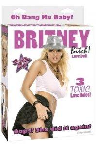 Pipedream - dmuchana lalka Britney Bitch Love Doll