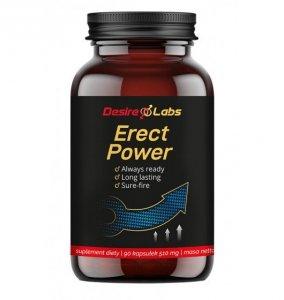 Desire Labs Erect Power 90 kapsułek poprawiających erekcję i potencję u mężczyzn