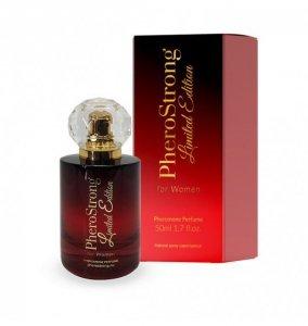 PheroStrong Limited Edition for Women 50ml - feromony zapachowe dla kobiet