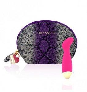 Rianne S Essentials Boa Mini G - Mini Wibrator (różowy)