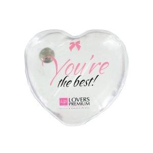 LoversPremium Hot Massage Heart Xl The Best - serduszko do masażu