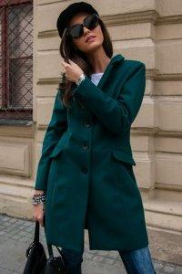 Roco Fashion 0012 płaszcz 38 (zielony)