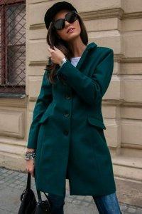 Roco Fashion 0012 płaszcz 42 (zielony)