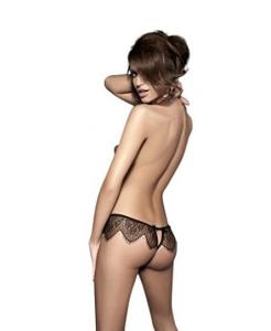 Anais Abbigail stringi XL (czarny)