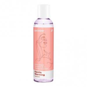 Satisfyer Gentle Warming - lubrykant rozgrzewający dla kobiet na bazie wody 150ml