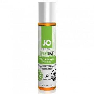 System JO Organic NaturaLove Lubricant 30 ml - lubrykant na bazie wody