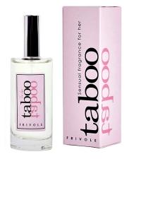 Taboo Sensual 50ml - perfumy z feromonami - damskie