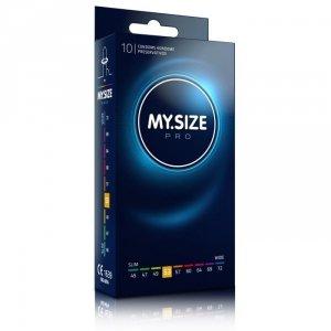 MY.SIZE Pro 53 mm - Prezerwatywy (1op./10szt.)