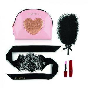 Rianne S Essentials Kit d'Amour - zestaw akcesoriów (różowo - złoty)