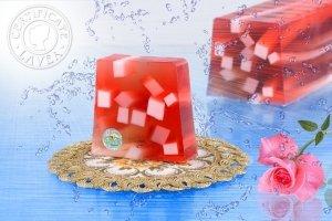 Mydło Róża z geranium 100g