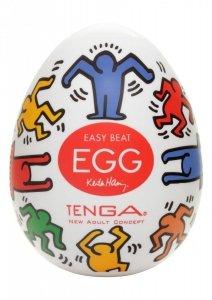 Tenga Egg  Keith Haring Dance - Mastrubator jajko