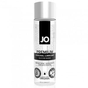 System JO Premium Silicone Lubricant 240 ml - lubrykant na bazie silikonu