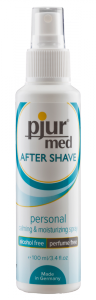 pjur MED After Shave spray 100ml - łagodzący spray do depilacji