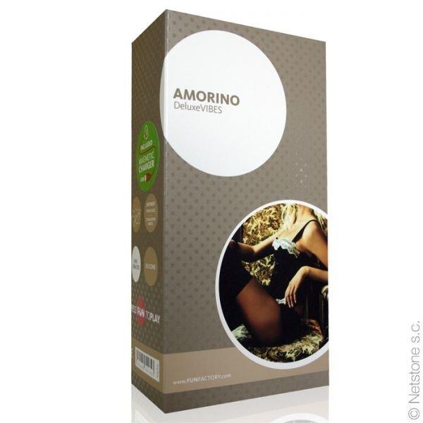 FUN FACTORY Amorino Mini Wibrator (turkusowy)