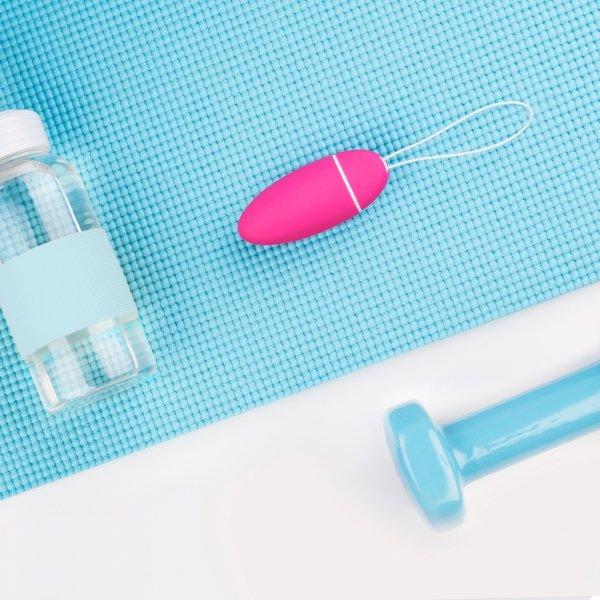 INTIMINA KEGELSMART - kulka gejszy z wibracjami do ćwiczeń mięśni kegla