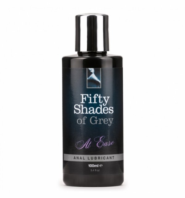 Fifty Shades of Grey At Ease - Żel analny na bazie wody 100ml