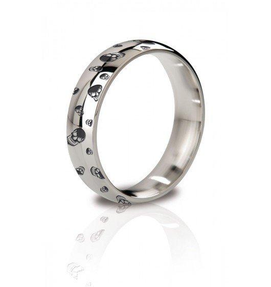 MyStim His Ringness The Earl 55mm - pierścień erekcyjny (grawerowany)