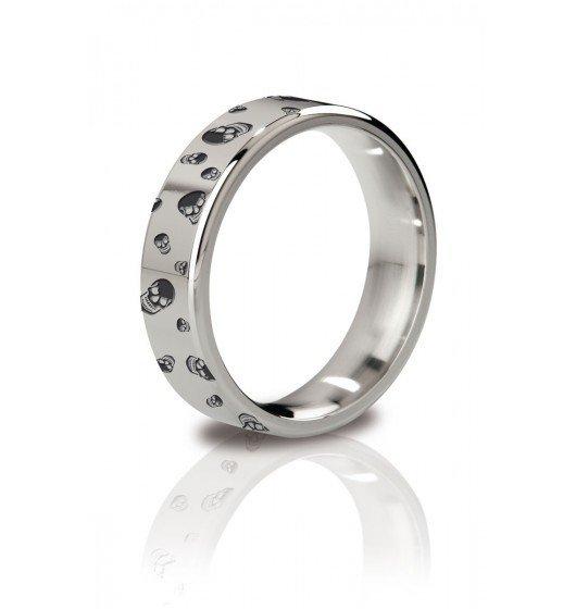 MyStim His Ringness The Duke 55mm - pierścień erekcyjny (grawerowany)