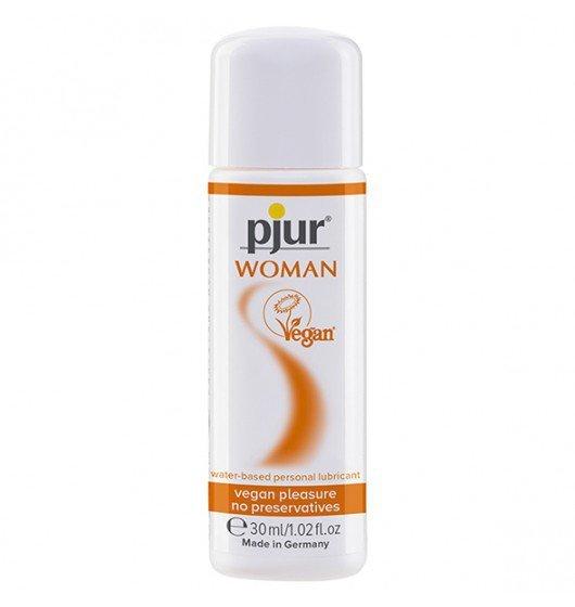 Pjur Woman Vegan Waterbased 30 ml - lubrykant na bazie wody