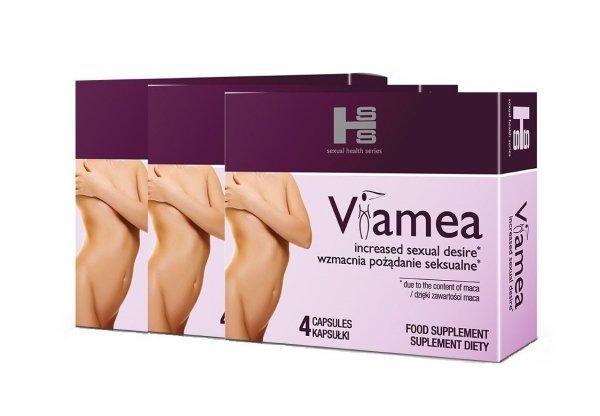 Zestaw Viamea  3x4kapsułki