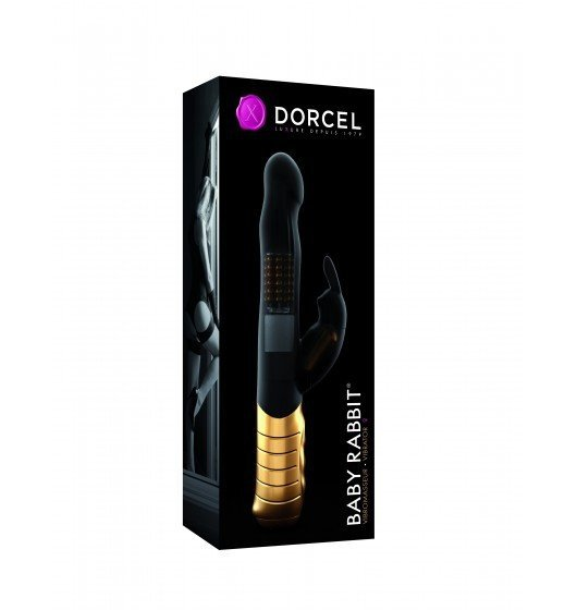 Dorcel - Baby Rabbit (black / gold)