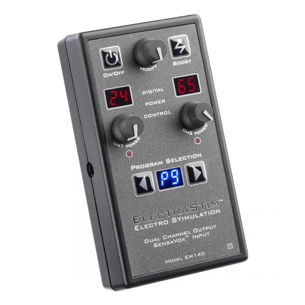 ElectraStim SensaVox EM-140 - zestaw do elektrostymulacji