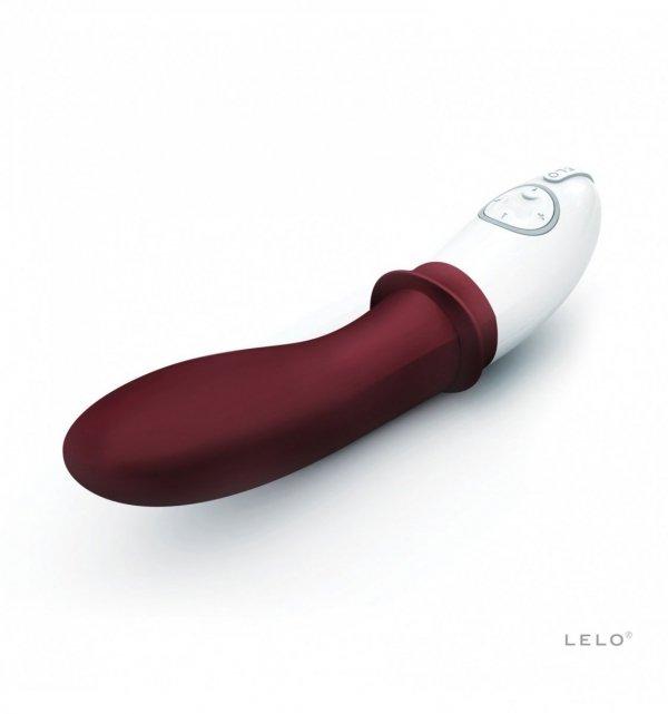 LELO Billy - Wibrator Ekskluzywny (bordowy)