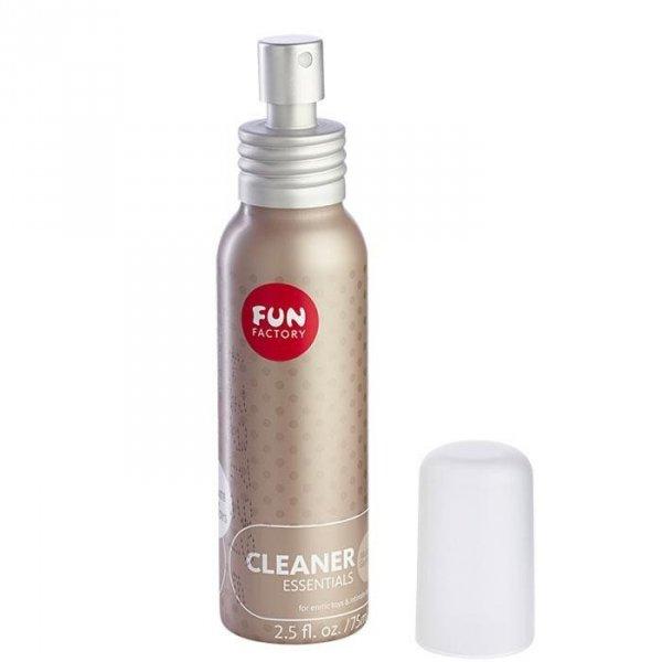 Fun Factory CLEANER 75 ml - antybakteryjny preparat do czyszczenia gadżetów erotycznych
