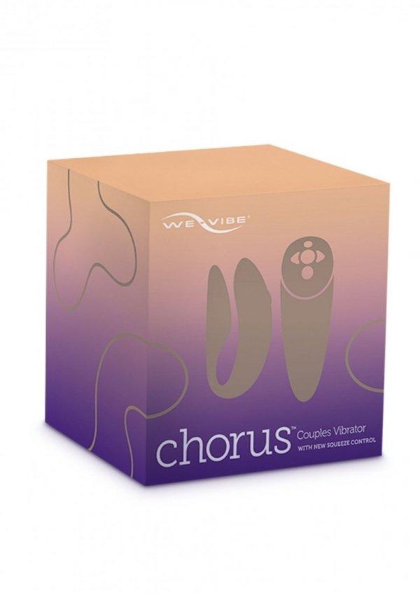 We-Vibe Chorus - wibrator dla par (fioletowy)