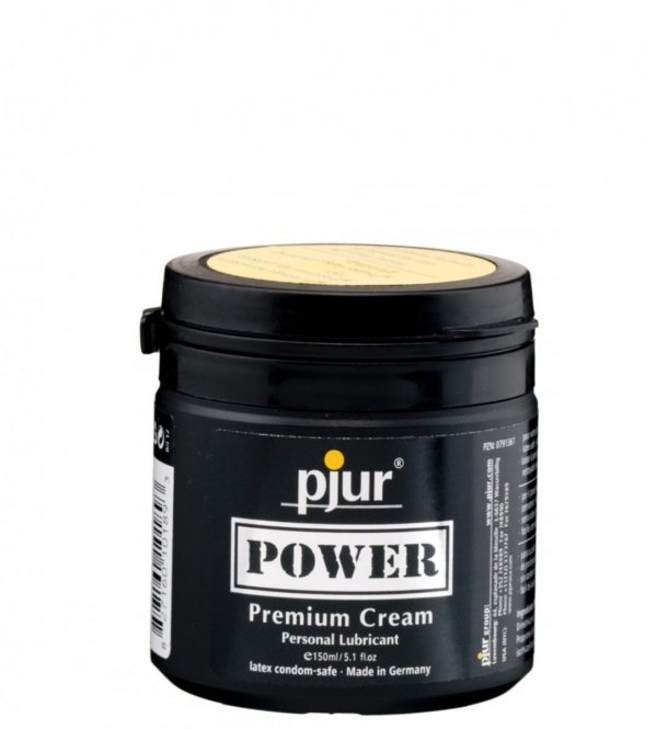 pjur Power 150ml - silikonowy żel analny