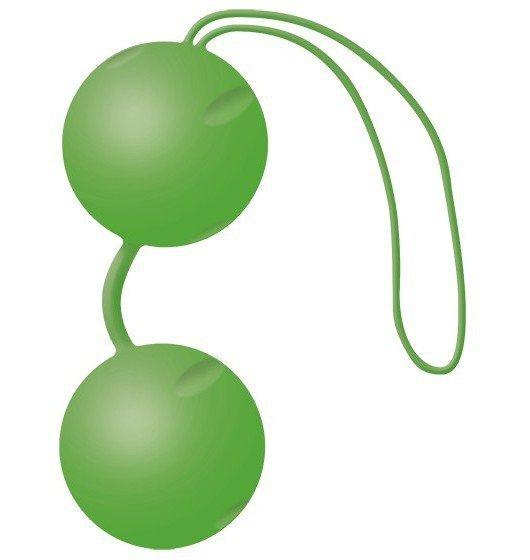 JoyDivision Joyballs - Kulki gejszy (zielone)