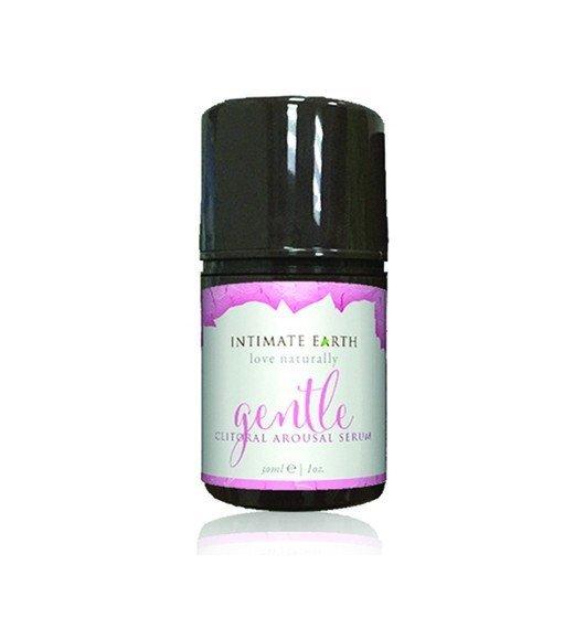 Intimate Earth Gentle Clitoral Gel 30 ml - preparat poprawiający libido u kobiet