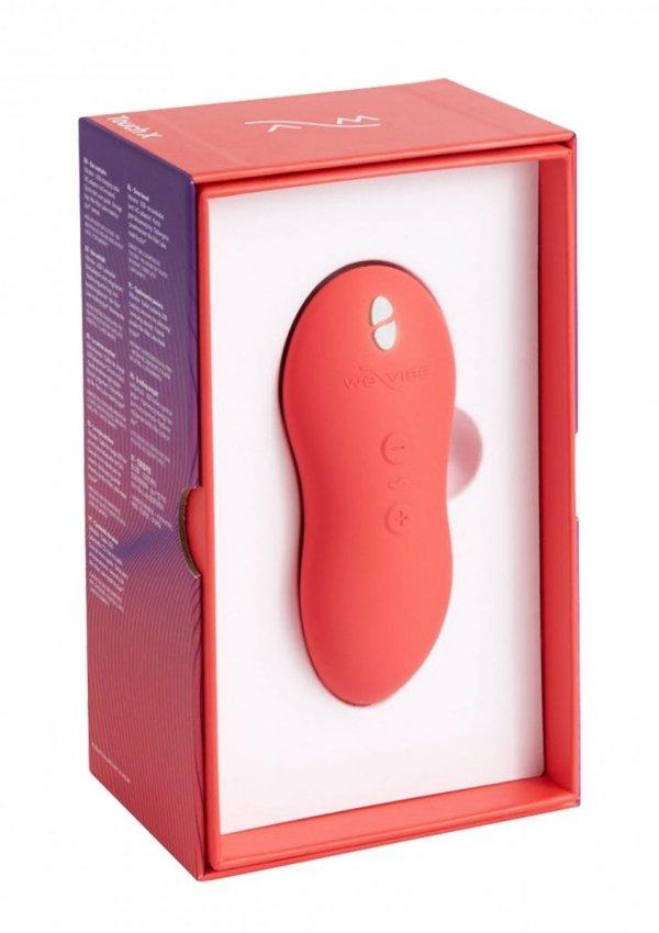 We-Vibe Touch X - masażer łechtaczki (pomarańczowy)