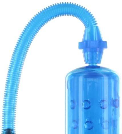 XLsucker Penis Pump - pompka do penisa (niebieski)
