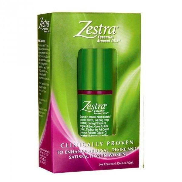 ZESTRA olejek wzmacniający orgazm 12 ml
