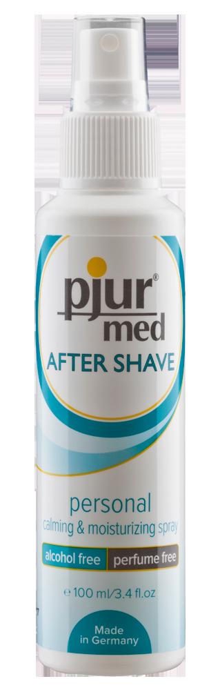 pjur MED 0After Shave spray 100ml - łagodzący spray do depilacji