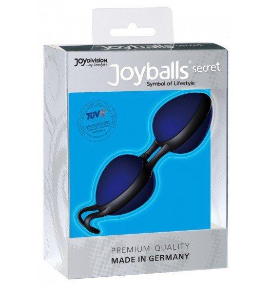 Kulki gejszy Joyballs Secret (niebieski/czerń)