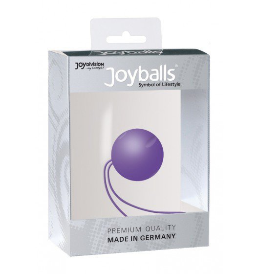 Kulki gejszy Joyballs Single (fiolet)