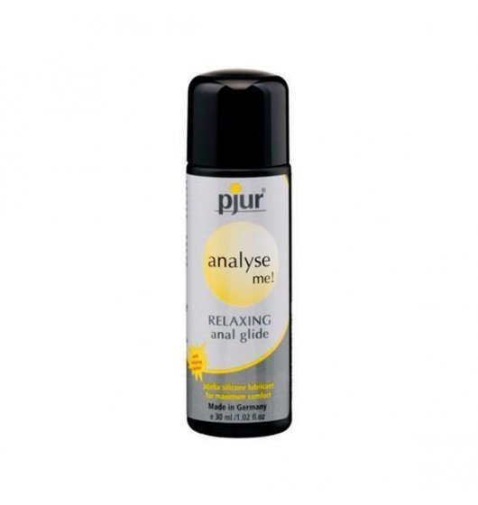 Lubrykant analny pjur Analyse Me! Relaxing 30 ml