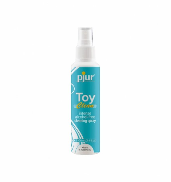 Sprej antybakteryjny pjur Woman Toy Clean Lube 100 ml