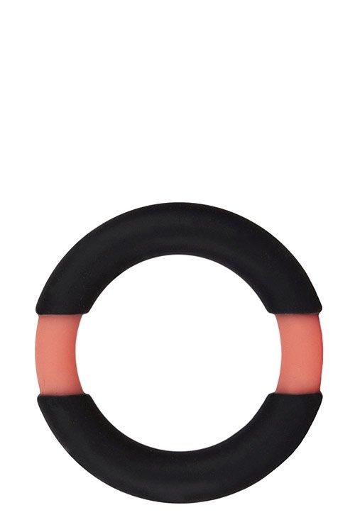 Neon Stimu Ring 32mm Black/Orange