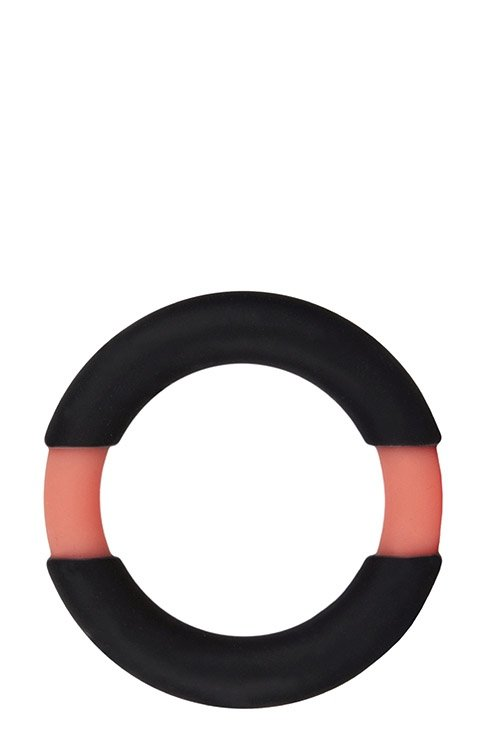 Neon Stimu Ring 42mm Black/Orange