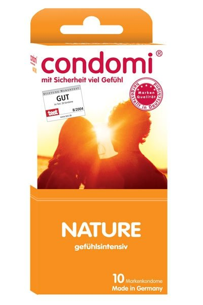 Condomi Nature 10pcs