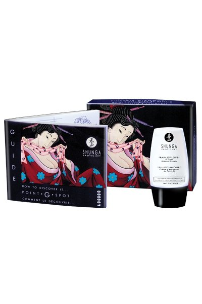 Rain of Love G-spot arousal cream