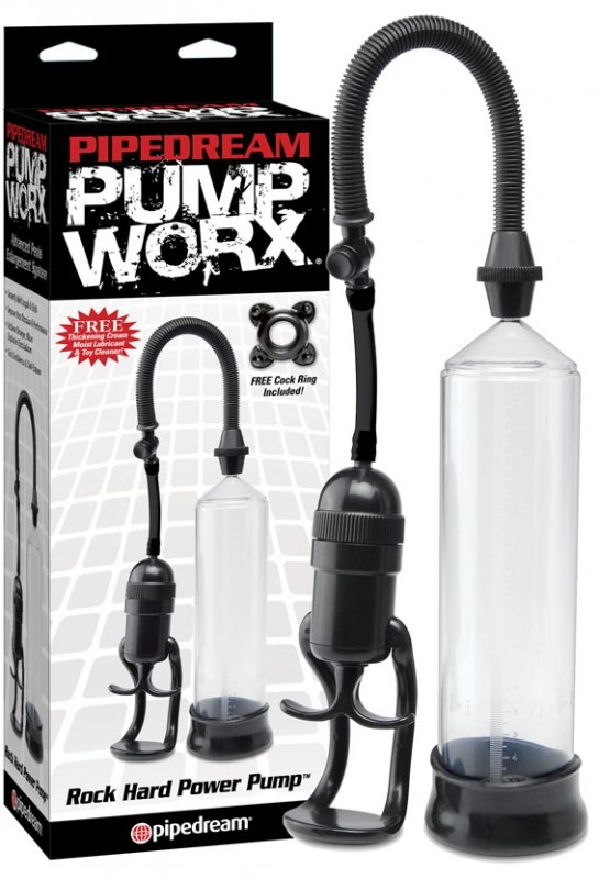 Pw Rock Hard Power Pump