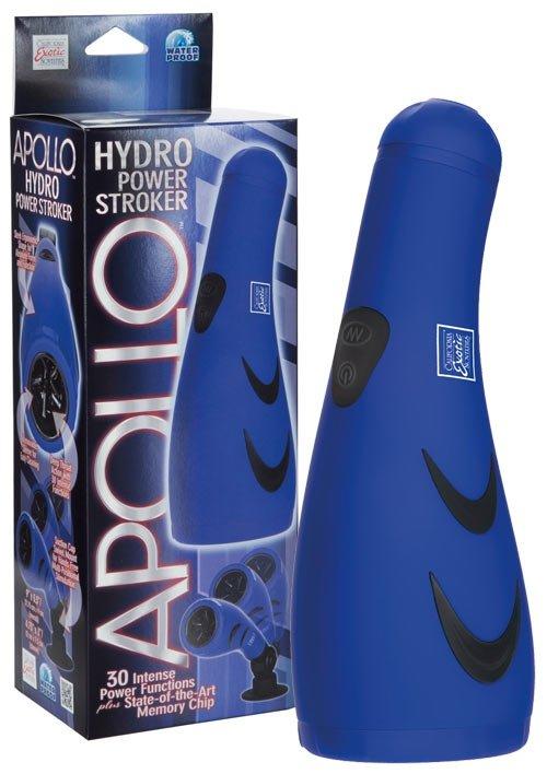 Apollo Hydro Power Stroker Blue