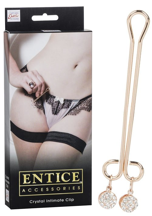 Entice Crystal Intimate Clip
