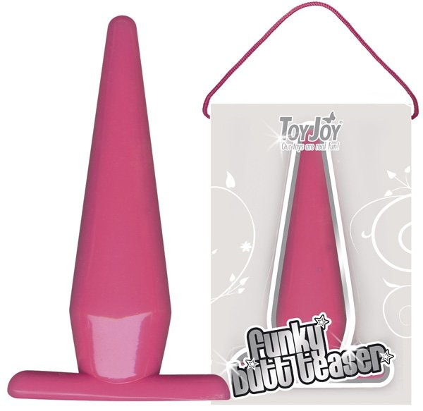Toyjoy Funky Buttplug Pink