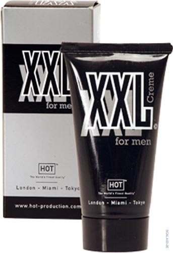 Hot Xxl Creme For Men 50ml