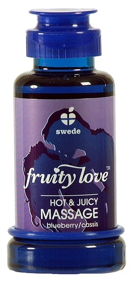 Swede Hot Mass Blueb/Cassis 100 Ml